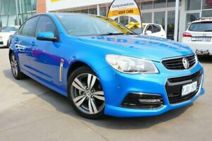 2013 Holden Commodore VF MY14 SV6 Blue 6 Speed Sports Automatic Sedan Phillip Woden Valley Preview