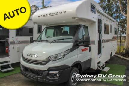 NM070 Winnebago Kirra Your New Amazing Travel Companion!! Penrith Penrith Area Preview