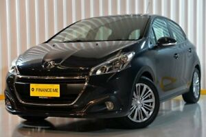 2015 Peugeot 208 A9 MY15 Active Grey 6 Speed Automatic Hatchback Hendra Brisbane North East Preview