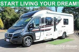 W70022 Swift Bolero 724FB Black Edition Ultimate Luxury Penrith Penrith Area Preview