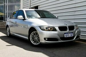 2009 BMW 3 Series E90 MY09 320i Steptronic Executive Silver 6 Speed Sports Automatic Sedan