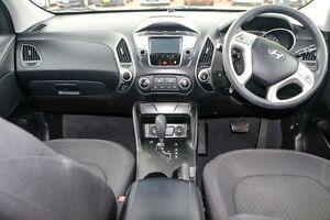 2013 Hyundai ix35 (FWD)LM MY13 ACTIVEPB Black 6 Speed Automatic 4D WAGON AWD