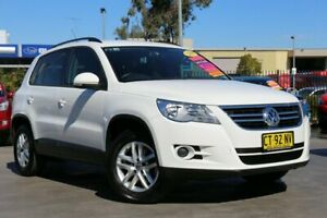 2008 Volkswagen Tiguan 5N 103TDI 4MOTION White 6 Speed Manual Wagon Penrith Penrith Area Preview