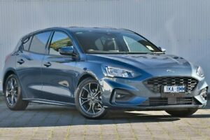 2018 Ford Focus SA 2019MY ST-Line Blue 8 Speed Automatic Hatchback Dandenong Greater Dandenong Preview