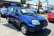 2004 Nissan X-Trail T30 ST (4x4) Blue 4 Speed Automatic Wagon West Footscray Maribyrnong Area Preview
