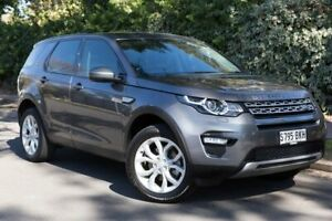 2015 Land Rover Discovery Sport L550 16MY Td4 HSE Grey 9 Speed Sports Automatic Wagon Parkside Unley Area Preview