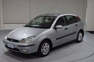 2004 Ford Focus LR MY2003 SR CL Silver 4 Speed Automatic Hatchback Invermay Launceston Area Preview