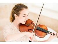 Learn the Violin with an Experienced Teacher in NW London