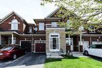 Gorgeous Brick Freehold Townhouse With Three Spacious Bedrooms