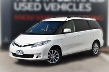 2013 Toyota Tarago GSR50R MY13 GLX White 6 Speed Auto Seq Sportshift Wagon Berwick Casey Area Preview