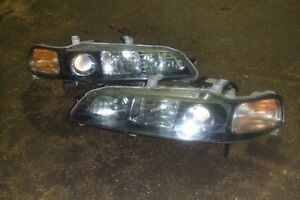 JDM HONDA ACURA INTEGRA DC2 CLEAN HID HEADLIGHTS FOR SALE