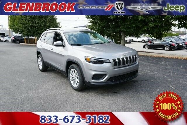 Image 1 Voiture American used Jeep Cherokee 2020
