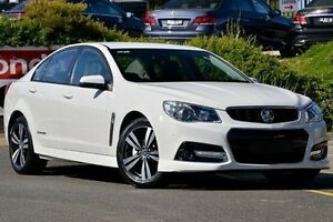 2015 Holden Commodore VF MY15 SV6 Storm White 6 Speed Sports Automatic Sedan Narre Warren Casey Area Preview