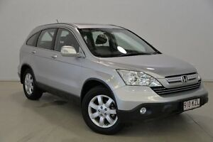 2008 Honda CR-V RE MY2007 Luxury 4WD Silver 5 Speed Automatic Wagon Mansfield Brisbane South East Preview