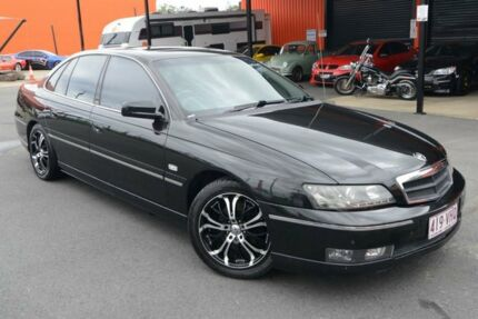 2005 Holden Caprice WL Black 5 Speed Auto Active Select Sedan Oxley Brisbane South West Preview