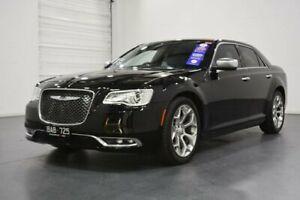 2016 Chrysler 300 MY16 C Luxury Black 8 Speed Automatic Sedan