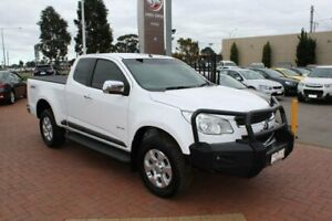 2013 Holden Colorado RG LTZ (4x4) White 5 Speed Manual Space Cab Pickup Werribee Wyndham Area Preview