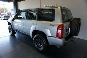 2007 Nissan Patrol GU IV MY07 ST-L (4x4) Silver 4 Speed Automatic Wagon