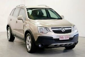 2007 Holden Captiva CG Maxx AWD Gold 5 Speed Sports Automatic Wagon Capalaba Brisbane South East Preview