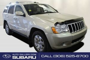 2010 Jeep Grand Cherokee LIMITED | 4X4 | LEATHER | DUAL ZONE CLI