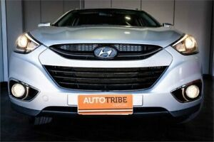 2014 Hyundai ix35 LM Series II SE (FWD) Silver 6 Speed Automatic Wagon West Perth Perth City Area Preview