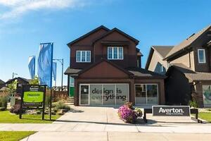 BRAND NEW SHOWHOME by AVERTON HOMES w/ LEGAL BASEMENT SUITE!!