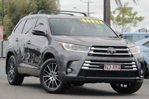 2017 Toyota Kluger GSU55R Grande AWD Predawn Grey 8 Speed Sports Automatic Wagon Upper Mount Gravatt Brisbane South East Preview