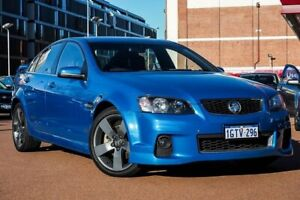 2012 Holden Commodore VE II MY12.5 SS Z Series Blue 6 Speed Manual Sedan Fremantle Fremantle Area Preview