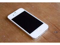 NEW I phone 4S white 16GB, Unlocked £60