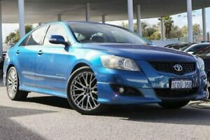 2007 Toyota Aurion GSV40R Sportivo ZR6 Blue 6 Speed Sports Automatic Sedan Osborne Park Stirling Area Preview