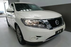 2016 Nissan Pathfinder R52 MY15 ST X-tronic 4WD White 1 Speed Constant Variable Wagon Berrimah Darwin City Preview