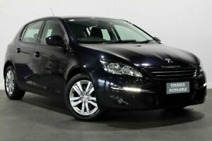 2016 Peugeot 308 T9 Active Purple 6 Speed Sports Automatic Hatchback Bayswater Bayswater Area Preview