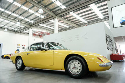 1967 Lotus Elan +2 4 Speed Manual Coupe