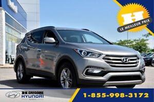 2017 Hyundai Santa Fe Sport 2.4L AWD PREMIUM A/C BIZONE BLUETOOT