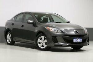 2012 Mazda 3 BL 11 Upgrade Neo Grey 6 Speed Manual Sedan