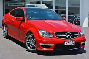 Used C204 MY13 AMG Coupe 2dr SPEEDSHIFT MCT 7sp 6.3i Taringa Brisbane South West Preview
