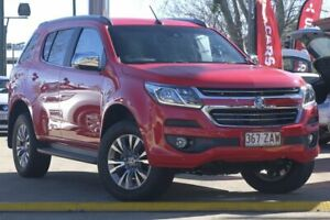 2019 Holden Trailblazer RG MY20 LTZ Red 6 Speed Sports Automatic Wagon East Toowoomba Toowoomba City Preview