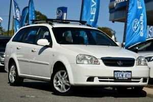 2006 Holden Viva JF White 5 Speed Manual Wagon Melville Melville Area Preview