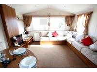 Willerby Sunset Caravan at Valley Farm Holiday Park, Clacton on Sea, Essex
