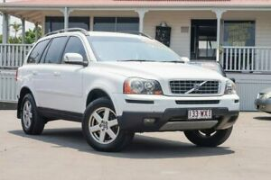 2007 Volvo XC90 (No Series) (No Badge) White Sports Automatic