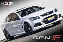 2013 Holden Special Vehicles Senator GEN-F MY14 Signature White 6 Speed Sports Automatic Sedan Ferntree Gully Knox Area Preview