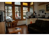 Newly renovated & decorated furnished 1 bed flat - new double gazing - many bills included