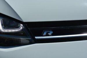 2014 Volkswagen Golf VII MY15 R DSG 4MOTION White 6 Speed Sports Automatic Dual Clutch Hatchback