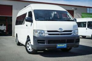 2009 Toyota HiAce TRH221R MY10 High Roof Super LWB White 4 Speed Automatic Van Coopers Plains Brisbane South West Preview