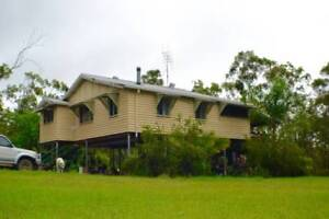 *UNDER CONTRACT*  47 Acre Paradise, 4 bed Queenslander, Shed. Rosedale Gladstone Area Preview