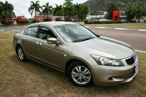 2008 Honda Accord 8th Gen VTi Gold 5 Speed Sports Automatic Sedan Townsville Townsville City Preview