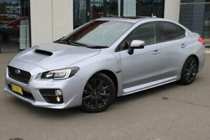 2014 Subaru WRX V1 MY15 Premium AWD Silver 6 Speed Manual Sedan Goulburn Goulburn City Preview