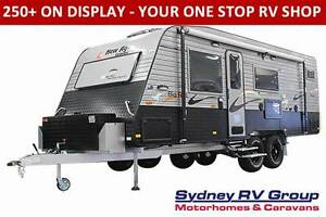 NAG015 New Age Big Red 21BS2. The Perfect Family BUNK Caravan! Penrith Penrith Area Preview