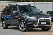 2012 Ford Territory SZ Titanium Seq Sport Shift Grey 6 Speed Sports Automatic Wagon Ferntree Gully Knox Area Preview