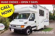 U3189 Winnebago IVECO Leisure Seeker, Spacious Interior Penrith Penrith Area Preview